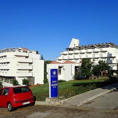 Chorvatsko, Střední Dalmácie, vlastní dopravou na 11 dní polopenze