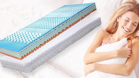 Oboustranné matrace Soft Sleep® z paměťové pěny