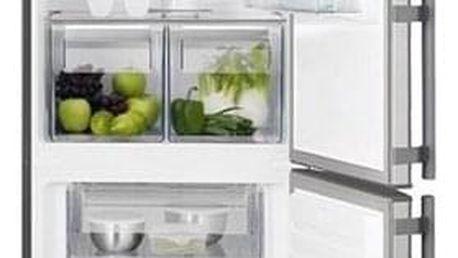 Chladnička s mrazničkou Electrolux EN3601MOX nerez