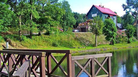 Krušné hory v hotelu kousek od střediska Klínovec s wellness, aktivitami a polopenzí