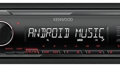 KENWOOD KMM-105RY černé