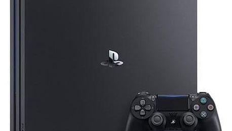 Sony PlayStation 4 Pro 1TB černá (PS719753414)