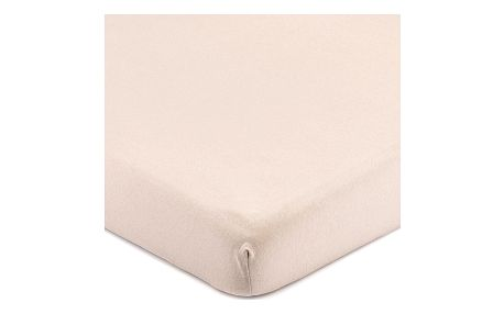 4Home Jersey prostěradlo s elastanem šedá, 180 x 200 cm