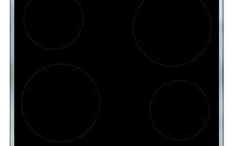 Indukční varná deska Amica DI 6401 RB černá
