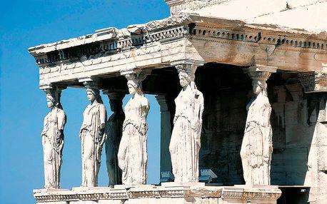 Řecko - velký okruh nejen za antickými památkami - letecky, Peloponés