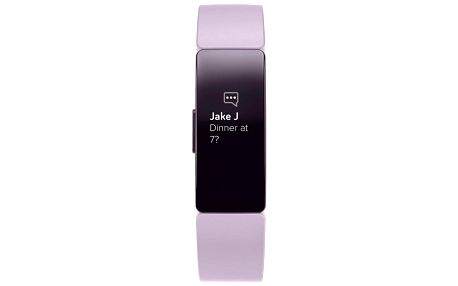 Fitbit Inspire HR - Lilac (FB413LVLV)