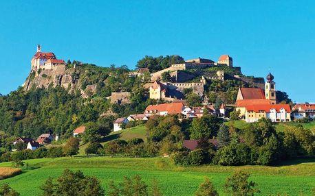 Skvosty Štýrska a Burgenlandska + termální lázně Bük, Západní Maďarsko