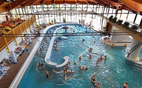 Zalakaros, Hunguest Hotel Freya*** se vstupem do připojených lázní Granit, Zalakároš, Maďarsko