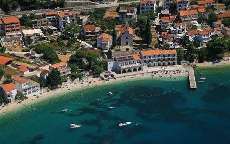 Chorvatsko - Makarská riviéra na 9 dní, polopenze nebo bez stravy s dopravou letecky z Ostravy