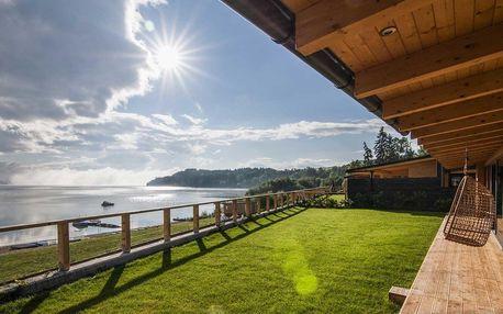 Luxusní pobyt u vody s panoramatickým výhledem