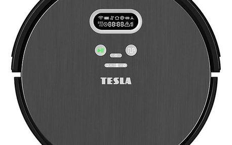 Vysavač robotický Tesla RoboStar T80 Pro černý