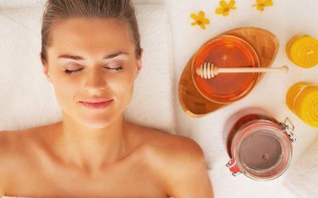 Medová detoxikační nebo klasická regenerační masáž