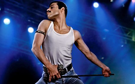 Dvě vstupenky na oscarový film Bohemian Rhapsody