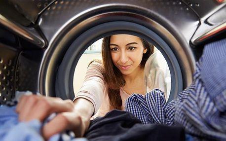 Prádelna: mandl, praní a sušení i žehlení prádla