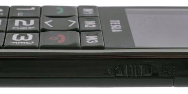 Mobilní telefon Tesla SimplePhone A50 (TAMBPSNA50BK) černý3