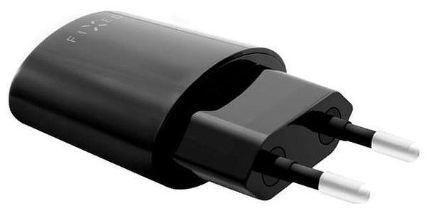 Nabíječka do sítě FIXED 1x USB, 2,4A + Lightning kabel černá (FIXC-UL-BK)4