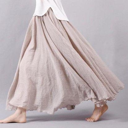 Dlouhá dámská sukně Cianna