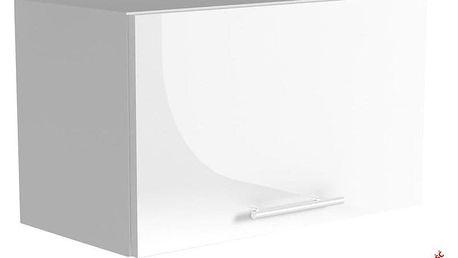 Horní výklopná skříňka Vento Go60-36 bílá