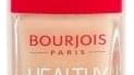 BOURJOIS Paris Healthy Mix Anti-Fatigue Foundation 30 ml rozjasňující makeup s výtažky z ovoce pro ženy 54 Beige