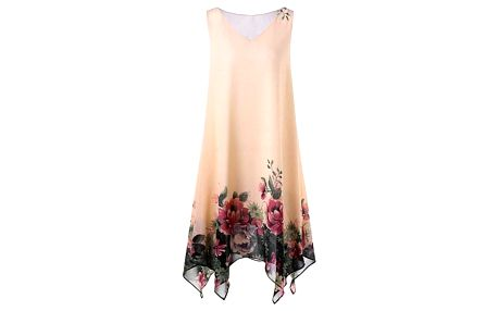 Dámské šaty bez rukávů Rosario