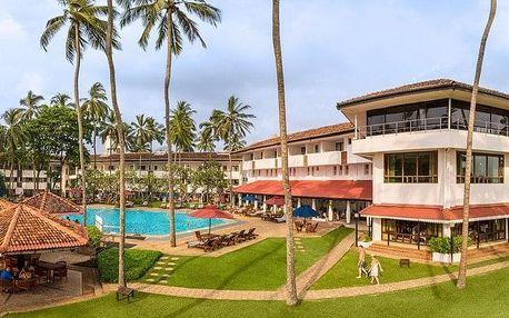 Srí Lanka - Kalutara na 7 dní, polopenze s dopravou letecky z Prahy