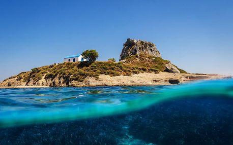 Řecko, Kos, letecky na 8 dní polopenze