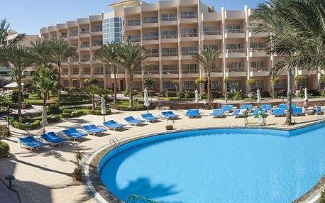 Egypt - Hurghada letecky na 8-9 dnů, all inclusive