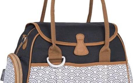 BABYMOOV Přebalovací taška s podložkou Style Bag - Black