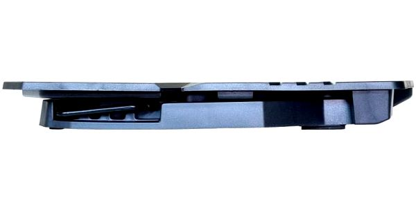 """Chladící podložka pro notebooky Evolveo Ania 5R pro 11"""" - 15,6"""" černá (ANIA5R)2"""