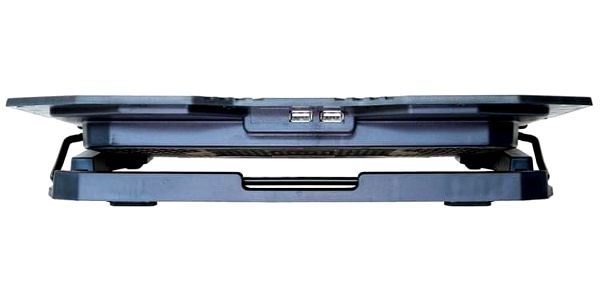 """Chladící podložka pro notebooky Evolveo Ania 5R pro 11"""" - 15,6"""" černá (ANIA5R)4"""