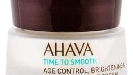 AHAVA Age Control Time To Smooth 15 ml protivráskový oční krém pro ženy
