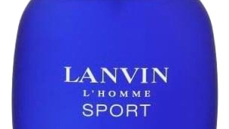 Lanvin L´Homme Sport 100 ml toaletní voda pro muže