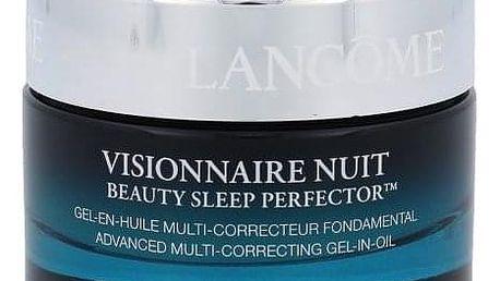Lancôme Visionnaire Gel In Oil 50 ml noční gelový krém pro ženy