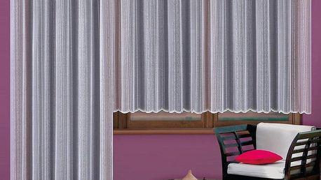 Forbyt Záclona Alba, 350 x 170 cm