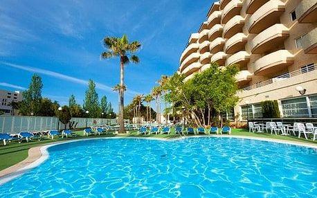 Španělsko - Mallorca na 8 dní, all inclusive nebo snídaně s dopravou letecky z Prahy