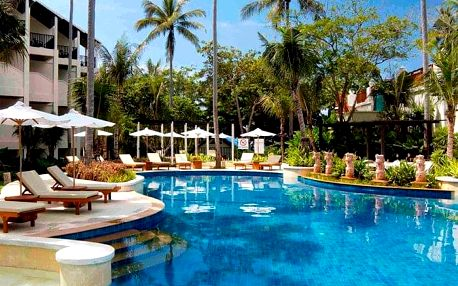 Thajsko - Phuket na 9 dní, snídaně s dopravou letecky z Prahy