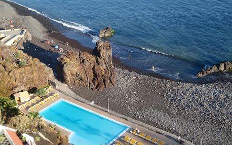 Madeira - Funchal na 11 dní, polopenze s dopravou letecky z Prahy