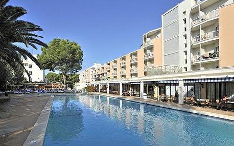 Španělsko - Mallorca na 8 až 9 dní, all inclusive nebo polopenze s dopravou letecky z Prahy nebo Brna