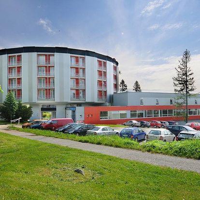 Pobyt se snídaní se vstupem do wellness a spa, Vysoké Tatry