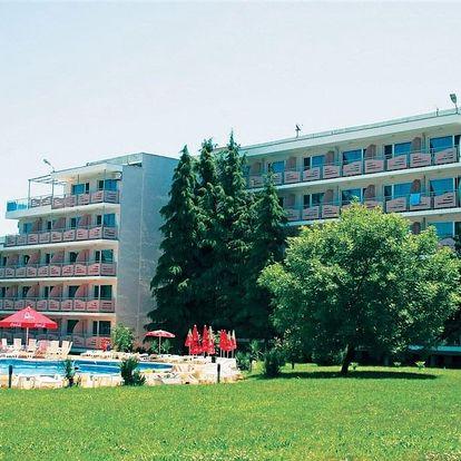Bulharsko - Primorsko na 8-15 dnů, all inclusive