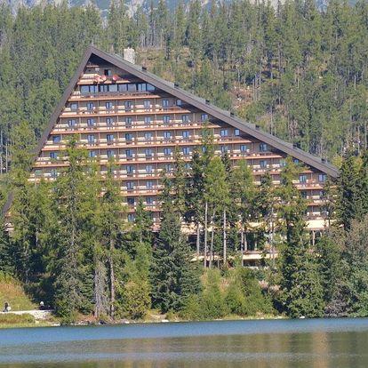 Sleva na exkluzivní tatranský hotel, Vysoké Tatry