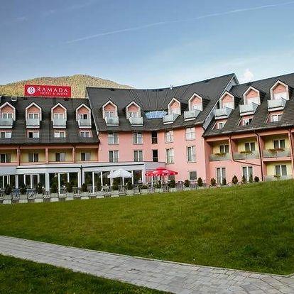 Slovinsko - Julské Alpy na 5 dnů, polopenze