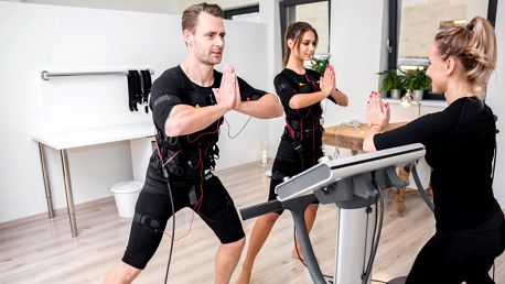 EMS trénink pod vedením trenéra - 1 či 3 lekce