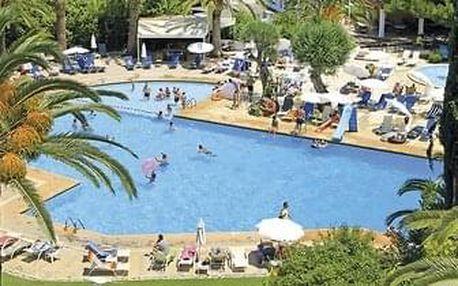 Řecko - Korfu letecky na 7-12 dnů, all inclusive