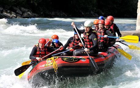 Rafting v Rakousku na 3 dny