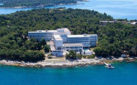 Chorvatsko - Pula na 6 dnů, polopenze
