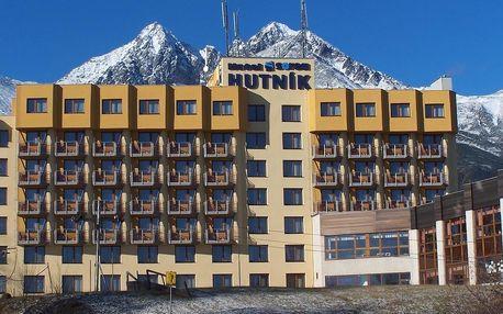 Pobyt v nádherném tatranském prostředí + Senior pobyt 60+, Vysoké Tatry