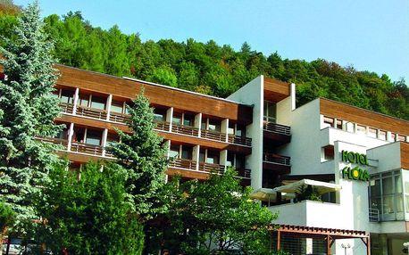 Víkendový pobyt v oblíbeném lázeňském městě, Trenčianske Teplice