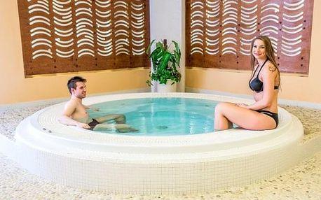 Přerov v Hotelu Jana **** s neomezeným wellness a polopenzí + vstup na zámek