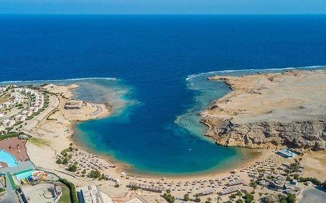 Egypt - Hurghada na 8 až 22 dní, all inclusive s dopravou letecky z Brna nebo Prahy